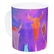 Rodeo by Nikki Strange 11 oz. Ceramic Coffee Mug
