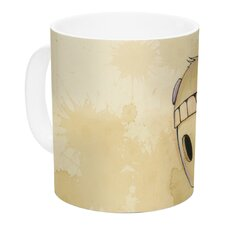 In All The While by Matthew Reid 11 oz. Ceramic Coffee Mug