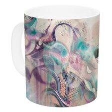 Fluidity by Mat Miller 11 oz. Ceramic Coffee Mug
