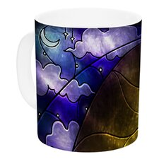 Fairy Tale off to Neverland by Mandie Manzano 11 oz. Ceramic Coffee Mug