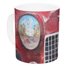 Vintage in Cuba by Rosie 11 oz. Ceramic Coffee Mug
