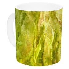 Tropical Delight by Rosie 11 oz. Ceramic Coffee Mug