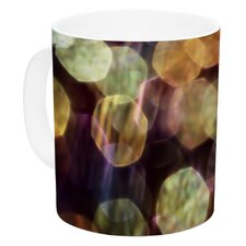 Warm Sparkle by Ingrid Beddoes 11 oz. Ceramic Coffee Mug