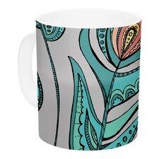 Feathers by Brienne Jepkema 11 oz. Ceramic Coffee Mug