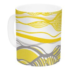 Kalahari by Gill Eggleston 11 oz. Ceramic Coffee Mug