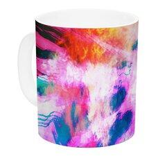 Technicolor Clouds by Caleb Troy 11 oz. Ceramic Coffee Mug