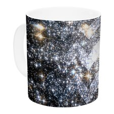 Messier Chevron by Suzanne Carter 11 oz. Ceramic Coffee Mug
