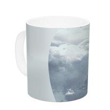 Feathers by Suzanne Carter 11 oz. Ceramic Coffee Mug