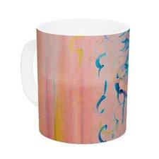 Wall Flowers by Ebi Emporium 11 oz. Ceramic Coffee Mug
