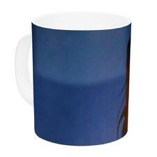 Volcano Girl by Lydia Martin 11 oz. Ceramic Coffee Mug