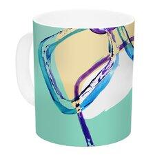 Sixties Exposure by Theresa Giolzetti 11 oz. Ceramic Coffee Mug