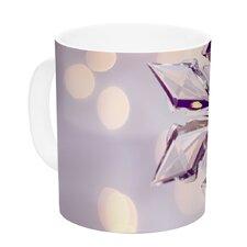 Starbright by Sylvia Cook 11 oz. Holiday Ceramic Coffee Mug