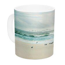 Flight by Sylvia Cook 11 oz. Ceramic Coffee Mug