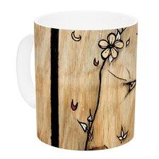 Panther by Jennie Penny 11 oz. Ceramic Coffee Mug