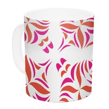 Oasis by Miranda Mol 11 oz. Ceramic Coffee Mug