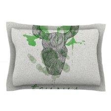 Taurus by Belinda Gilles Cotton Pillow Sham