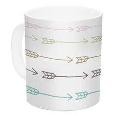 William Tell by Skye Zambrana 11 oz. Ceramic Coffee Mug