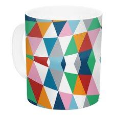 Geometric by Project M 11 oz. Ceramic Coffee Mug