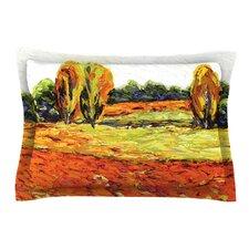 Summer Breeze by Jeff Ferst Foliage Cotton Pillow Sham