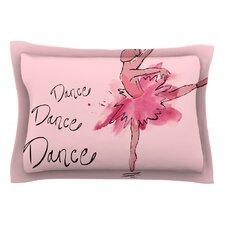 Ballerina by Brienne Jepkema Cotton Pillow Sham