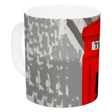 London by Oriana Cordero 11 oz. Ceramic Coffee Mug