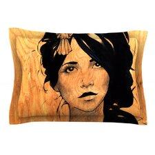 Bra by Brittany Guarino Cotton Pillow Sham