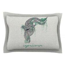 Capricorn by Belinda Gillies Cotton Pillow Sham