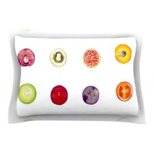 Fruit by Theresa Giolzetti Food Woven Sham