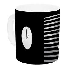Vincent by Kevin Manley 11 oz. White Ceramic Coffee Mug