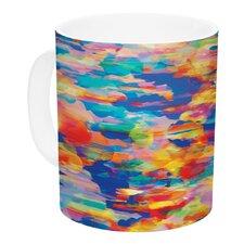 Cloud Nine by Kathryn Pledger 11 oz. Ceramic Coffee Mug