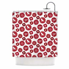 Lucrezia by Anchobee Shower Curtain