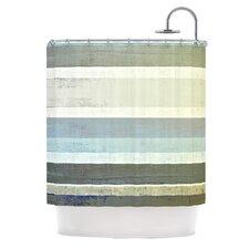 No Limits by CarolLynn Tice Shower Curtain