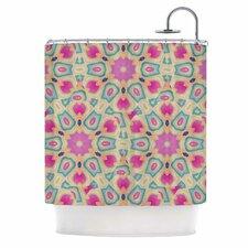 Arabesque by Nika Martinez Shower Curtain