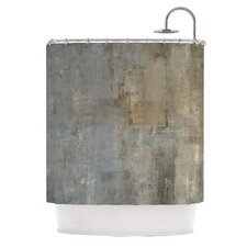 Overlooked by CarolLynn Tice Shower Curtain