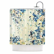 And It's Up She Goes by Ebi Emporium Shower Curtain