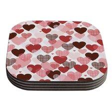 Love Coaster (Set of 4)