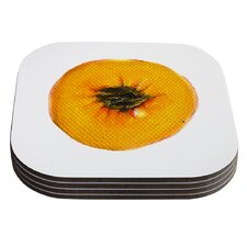 Peach Coaster (Set of 4)