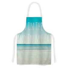 Salt in the Air by Debbra Obertanec Artistic Apron