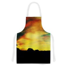 A Dreamscape Revisited by Caleb Troy Artistic Apron