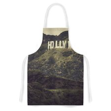 Hollywood by Catherine McDonald Artistic Apron