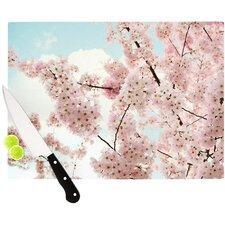 Spring Beauty Cutting Board