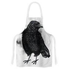 Crow Artistic Apron