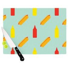 Hot Dog Cutting Board