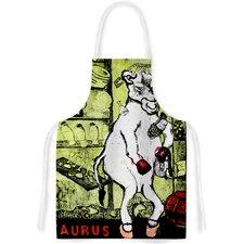 Taurus Artistic Apron