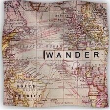 Wander Fleece Throw Blanket