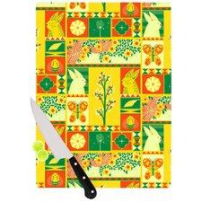 Spring Cutting Board