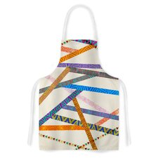 Unparalleled by Pom Graphic Design Artistic Apron