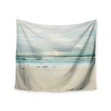 """""""Flight"""" by Sylvia Cook Wall Tapestry"""