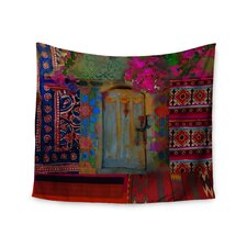 """Ethnic Escape"" by S. Seema Z Wall Tapestry"