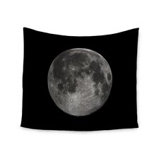 """Luna"" by Alias Wall Tapestry"